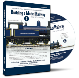 'Building a Model Railway Vol 2' by Studio Scotland Ltd