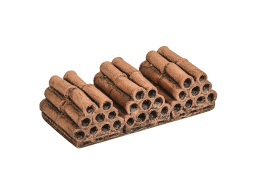 FL170 Drainage pipes on pallets