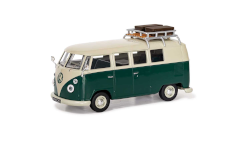 Corgi VA14500 VW Camper Type 1 Split Green