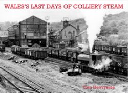 Stenlake Publishing Ltd 'Wales's Last days of Colliery Steam'