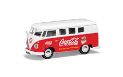 Corgi CC02732 Coca Cola Early 1960s VW Camper