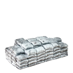 FL 123 Grey cement bags