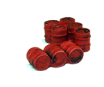 FL 155 Oil drum groups red (3 & 5)