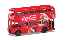 Corgi GS82331 Coca Cola Christmas London Bus