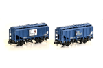 Peco NR-P501 'N' Gauge Whisky Grain Hopper Souvenir Set